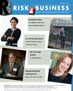 Risk & Business Magazine 2 - 2015