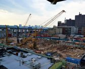 Bouw heeft last van stijgende kosten, minder appartementen gebouwd