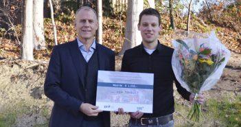 Scriptie over invloed van sprinkler op rooklaag wint IFV-VVBA-scriptieprijs 2018