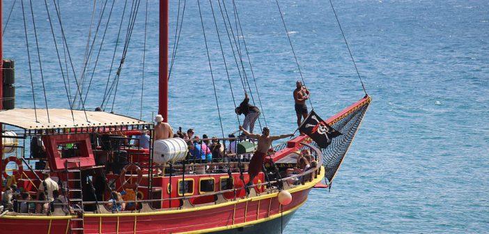 EU, China en VS gevraagd piraterij-risico in Golf van Guinee te reduceren