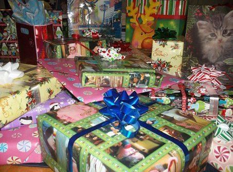 All I want for Christmas is …. de cadeaus van anderen