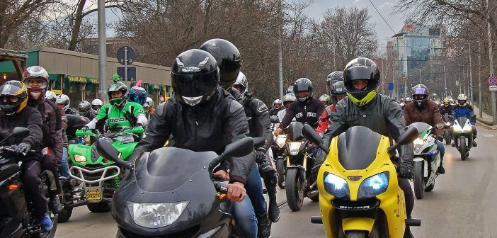 Verkoop motorfietsen naar hoogste niveau in tien jaar